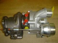 turbo charger mini cooper s