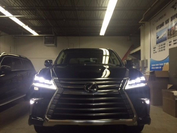 Dear i introduce 2016  Lexus LX570, Used