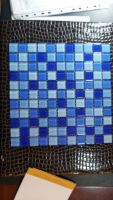 Crystal glass Mosaic tile for the pool ☎️ 01008020832 ☎️ 01141324486