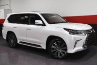 Perfect 2018 Lexus Lx 570 Full Option