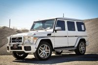 Used  2017  Mercedes Benz G63