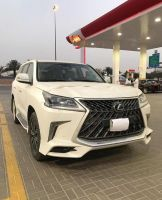 I want to sell My LEXUS LX570 2017 MODEL for Ramadan