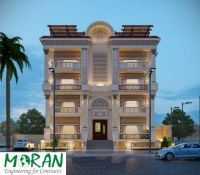 Apartment 190m for sale advance 200000 and installment on 72 months