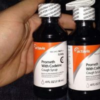 Actavis Promethazine with Codeine